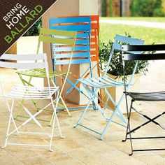 cafe chair, folding chairs