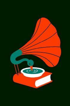 Vinyles Passion - illustration