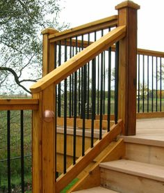 Deck Railing - Cool too!