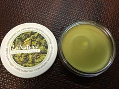 """LaNatura Travel Size Body Butter in """"Matcha Green Tea Superfruit"""".  Retail $18.  Brand new.  SELL PRICE: $9."""