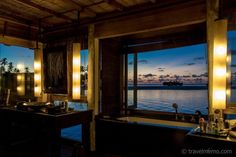 Gili Lankanfushi - Barefoot paradise in the Maldives Gili Lankanfushi, 5 Star Resorts, International Airport, Maldives, Barefoot, Paradise, Asia, Boat, Bathroom