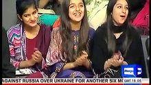 The Awesome World: Mazaaq Raat With Bushra Ansari On Dunya News 19th ...