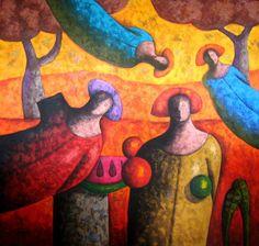 pinturas al acrilico - Buscar con Google