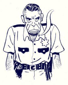 Stoking me out right now. Pattern Illustration, Character Illustration, Character Poses, Character Art, Jordi Bernet, Alternative Comics, Illustrator, Art Anime, Character Design Inspiration