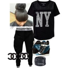 Tom Boyish by style-salute on Polyvore featuring Aéropostale, CO, Giuseppe Zanotti, ABS by Allen Schwartz, stylish, fly, StreetChic and sportystyle
