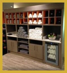 53 Ideas for fitness gym interior design spas Spa Interior Design, Gym Interior, Design Exterior, Clinic Design, Gym Design, Studio Design, Design Ideas, Personal Training Studio, Towel Storage