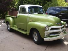 ClassicTruckCentral.com | Classic Trucks For Sale | 1954 Chevy 3100 Half-Ton Truck For Sale