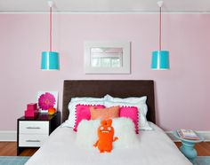 20 Hot Pink Bedrooms Design Ideas (WITH PICTURES)