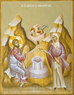 All sizes   Christ and the Samaritan Woman   Flickr - Photo Sharing!