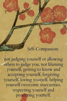 Self-Compassion | Inspirational Quotes