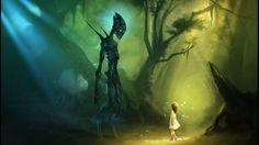 Alien Backgrounds For Desktop.