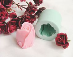 SDONG Rose S083 Craft Art Silicone Soap mold Craft Molds DIY Handmade soap molds * Want to know more, click on the image.