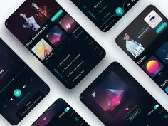 Spotify App Interface Redesigned