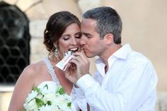 """Bride and Groom say """"I do"""" with The Simply Bar in Israel"""