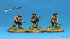 Benno's Figures Forum • New PSC 15mm British Infantry - Painted Examples