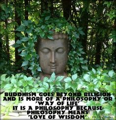 the philosophy ideology and way of life of buddhists Life was, in zen parlance, yugen – a kind of elevated purposelessness the word zen is a japanese way of pronouncing chan, which is the chinese way of pronouncing the indian sanskrit dhyana.