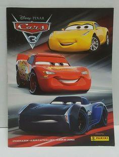 Panini Sticker Album Disney Pixar Cars 613297909613 #Panini #AnyOccasion