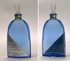 Evening in Paris perfume bottle