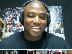 The Dallas Cowboys Are Letting Fans Conduct Their Own Press Conferences Via Google+ Hangout. #nfl #cowboys #google+ #hangout #sportsmarketing.