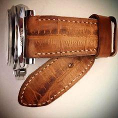 "Mrtiptopleather on Instagram: ""Special strap for special price.  DM for details.…"" Detail, Instagram, Products, Gadget"