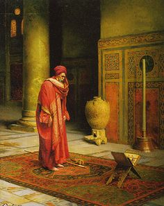 At Prayer by Ludwig Deutsch 1923 by Enzie Shahmiri - Artist, via Flickr
