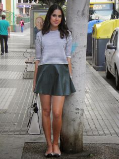 victoria's evidence (life&style): New post on my blog: Falda Skater