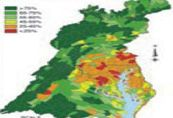 Forestry GIS - AABSyS forestry mapping using GIS and Remote Sensing technologies provides your own up-to-date maps on desired scale in the fields of forest management, watershed management, desertification combat, biodiversity management, environmental monitoring and evaluation, and so on.