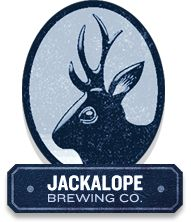 """Jackalope Brewing Co.  """"Casper The Gosa"""" currently available on tap Spring 2013 at Listeningroomcafe.com"""