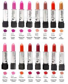 "3 Jordana Lipstick-""Pick Any 3 Colors""-Made in USA  #Jordana"