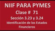 780. Identificación de los Estados Financieros. Sección 3.23_3.24 (Clase...
