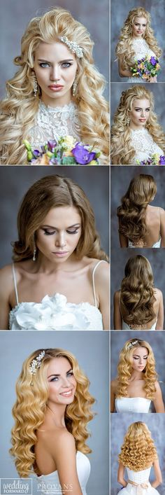 39 Bride's Favourite Wedding Hairstyles For Long Hair :heart: From soft layers to half up half down hairstyles, there are many possibilities for either a classic, modern or rustic look. See more: http://www.weddingforward.com/wedding-hairstyles-long-hair/ #wedding #hairstyles