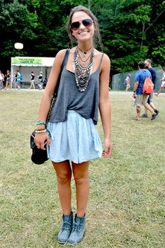 16 Can't-Miss Looks from This Weekend's Firefly Festival