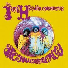 19. The Jimi Hendrix Experience - Are You Experienced (1967) | Full List of the Top 30 Albums of the 60s: http://www.platendraaier.nl/toplijsten/top-30-albums-van-de-jaren-60/