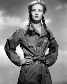 """""""Having or being an imaginary character is nothing new to me. I always liked to dream up people for myself to be, even in my youngest days. To this day, I can go off in the country and solve all my problems because my mind is free and clear. I suppose I was what you would call an introvert.""""  ― Veronica Lake"""