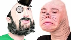 Pewdiepie photoshop youtubers like Dan & Phil,Tobuscus and Markiplier with the Fabulizer Part.8