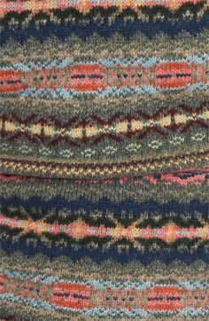 Fair Isle Sweater Design