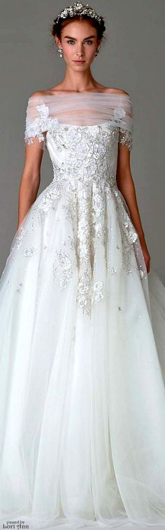 Marchesa Bridal Spring 2016 #coupon code nicesup123 gets 25% off at  www.Skinception.com and www.leadingedgehealth.com