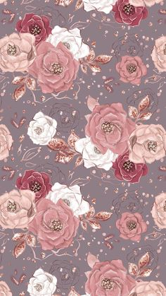 iPhone Wallpaper Quotes from Uploaded by user, Wallpaper iPhone L Wallpaper, Rose Gold Wallpaper, Tumblr Wallpaper, Cellphone Wallpaper, Flower Wallpaper, Wallpaper Quotes, Pattern Wallpaper Iphone, Mobile Wallpaper, Cute Wallpaper Backgrounds
