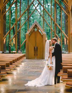 Garvan Woodland Gardens Wedding ChapelsWedding