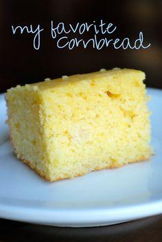 Frosted bake shop: My favorite Cornbread