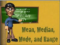 Mean, Median, and Mode Power Point Lesson