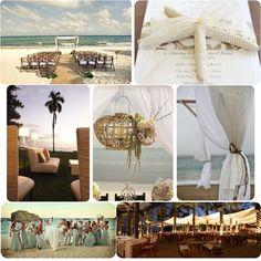 Wedding , tu blog de bodas: Una boda en la playa