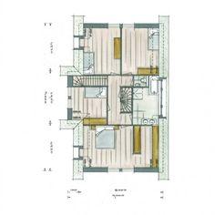 Villa bouwen Porseleinvlinder 1e verdieping