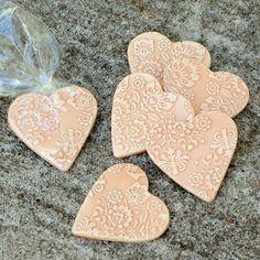 Magnesy ceramiczne - upominki dla gości - AKoArt - Prezenty dla gości