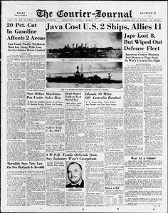 Sun, Mar 15, 1942.