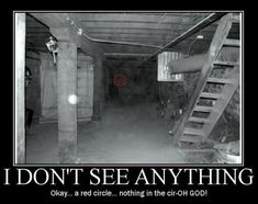 When You See It Creepy Picture