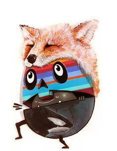 NoseGo. #nosego http://www.widewalls.ch/artist/nosego//