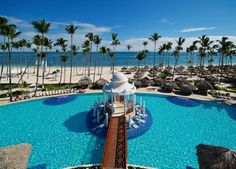 Paradisus Palma Real Golf & Spa Resort - Dominican Republic