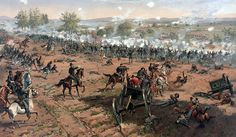 Gettysburg's Killing Field – 12 Remarkable Facts About Pickett's Charge
