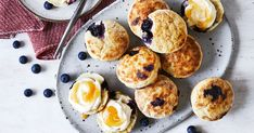 Using your pie maker, you can whip up a batch of fluffy scones. Loaded with blueberries and white chocolate, you won't be able to stop at just one.